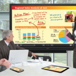 Sharp Interactive Board