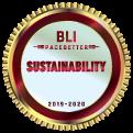BLI sustainability award