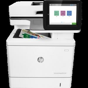 HP LaserJet MFP E57540C
