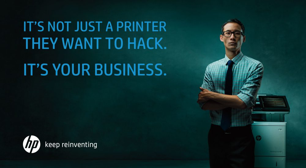 Hp Print security